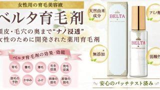ベルタ育毛剤の口コミ